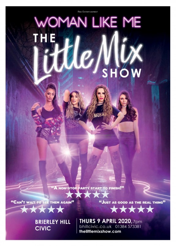 Woman Like Me, The Little Mix Show, April 9th 2020
