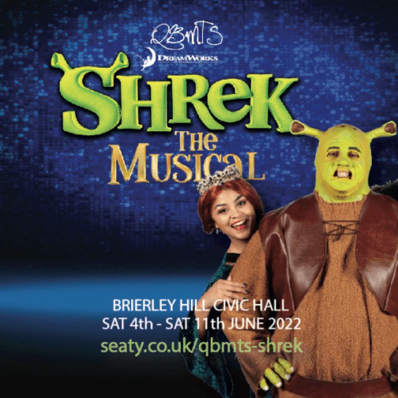 Shrek, The Musical, 4th - 11th June 2022