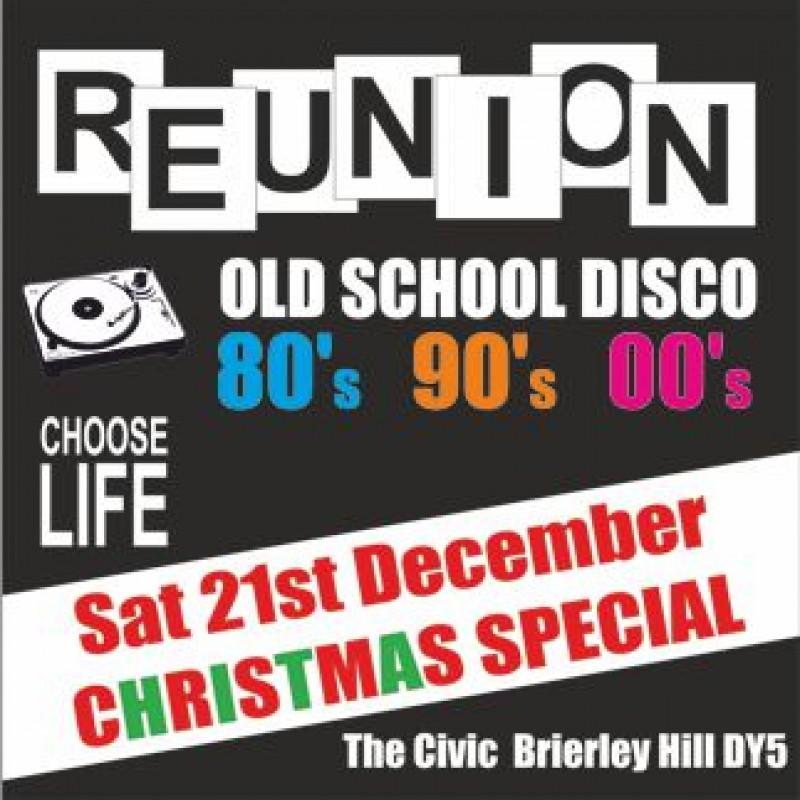 ReUnion Christmas Special, 21st December 2019