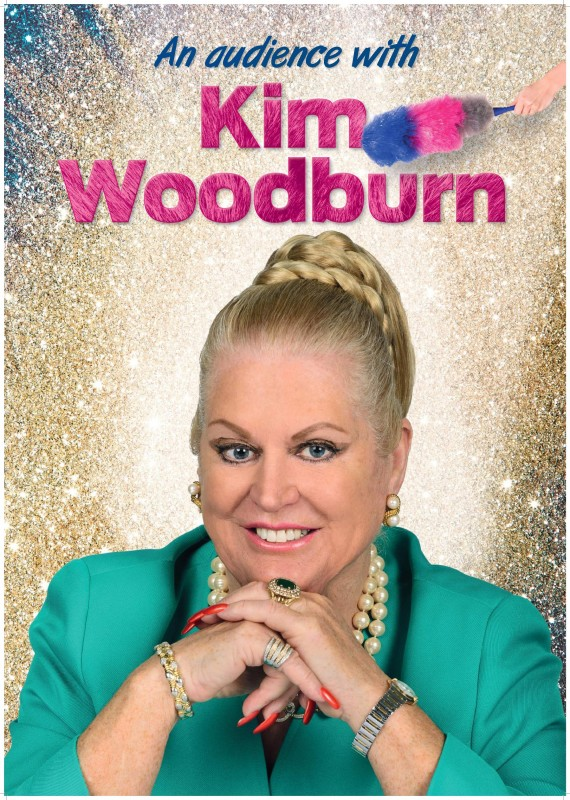 An Audience With Kim Woodburn, 31st July 2019
