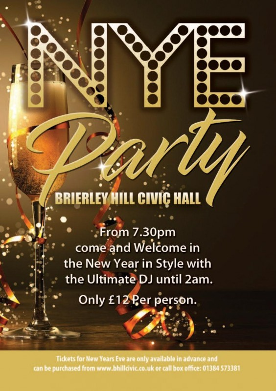 New Years Eve Party Night