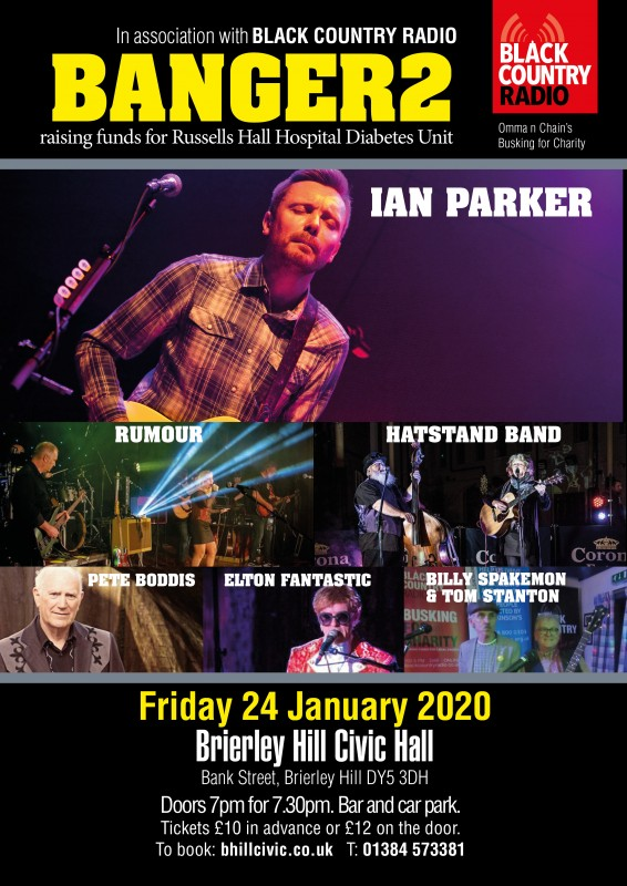 Live Musicfest - Banger II,  24th January 2019