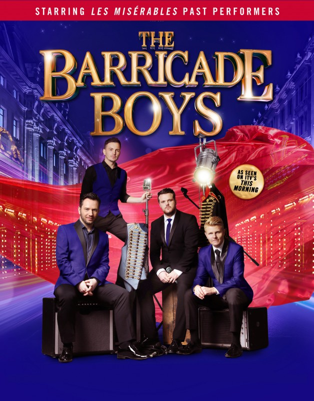 The Barricade Boys, 22nd October 2021