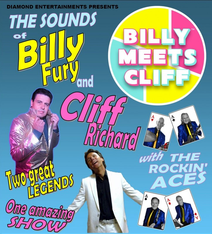 Billy Meets Cliff, 3rd July 2021