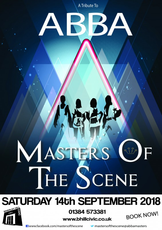 Masters of the Scene - The Abba show, 14th September 2018