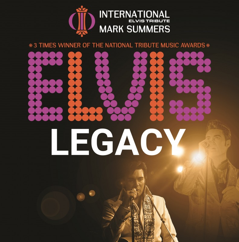 Mark Summers - Elvis Legacy, 14th October 2021