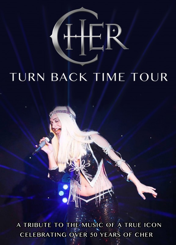 Turn Back Time, A Tribute To Cher, 13th July 2019