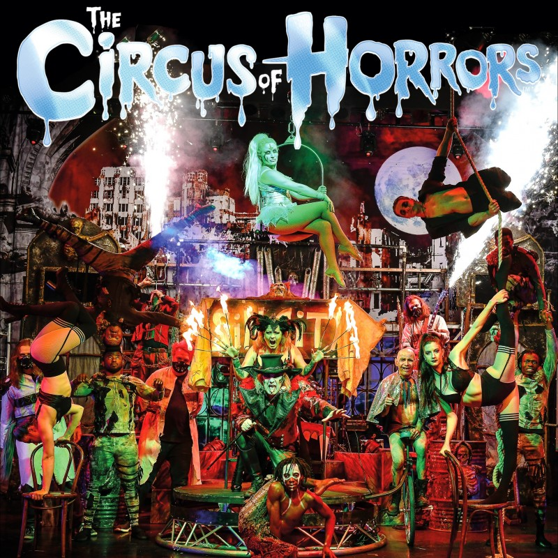The Circus Of Horrors, 13th March 2022