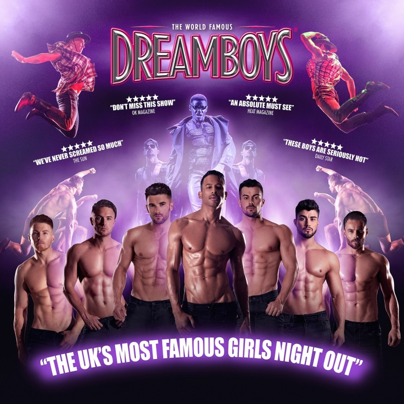 The Dreamboys, 14th November 2019