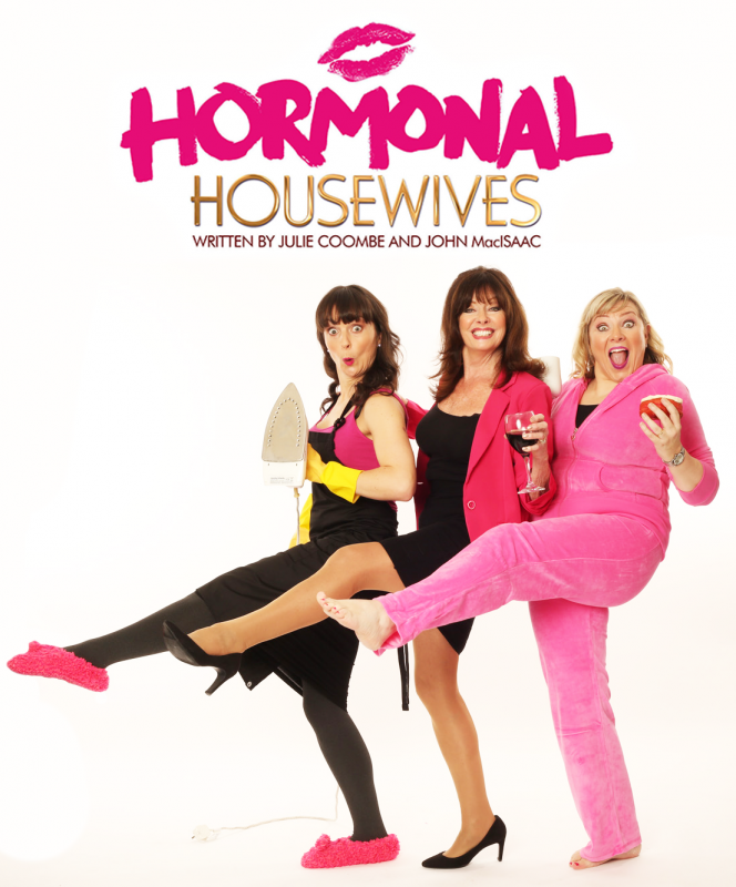Hormonal Housewives, Friday 5th April 2019