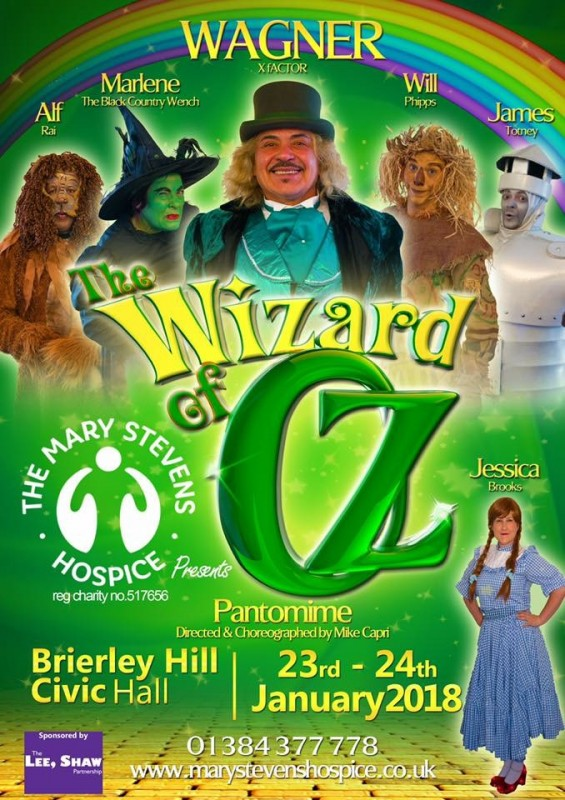 The Wizard Of Oz, 23rd & 24th January 2018