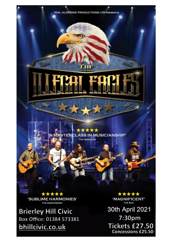 The Illegal Eagles, 30th April 2021