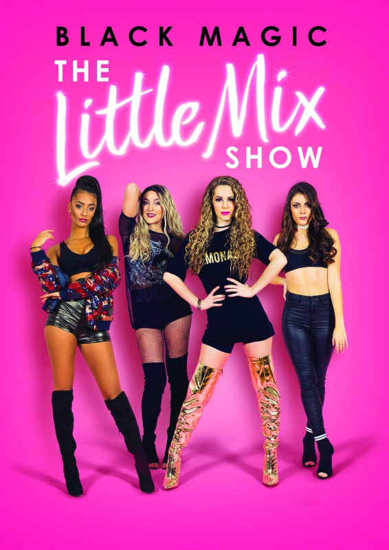 Black Magic, The Little Mix Show, April 18th 2019