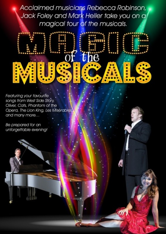 Magic Of The Musicals, 2nd February 2018