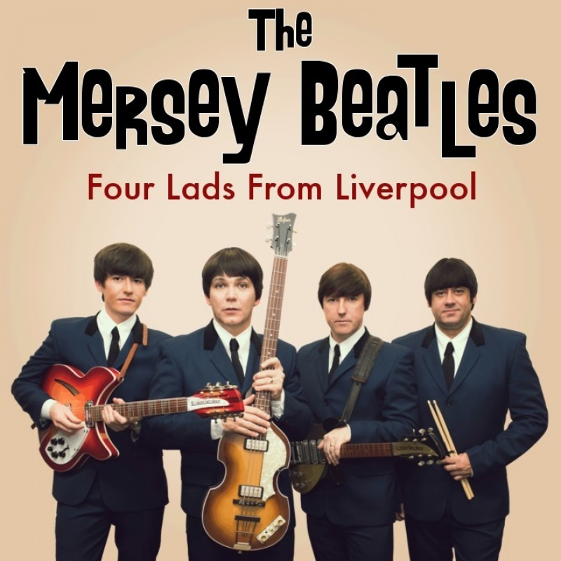The Mersey Beatles, 31st May 2019