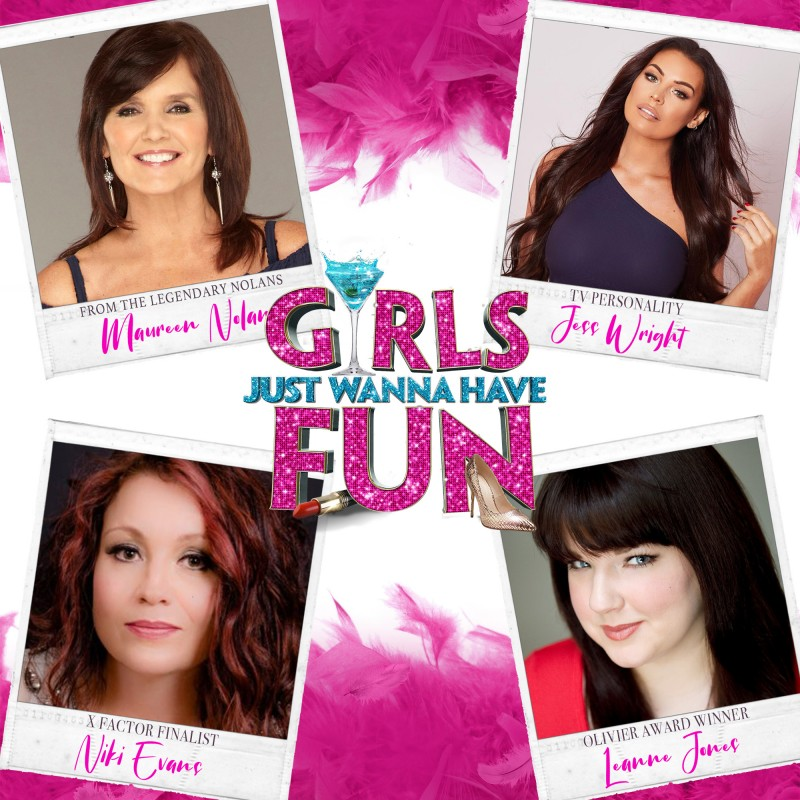 Girls Just Wanna Have Fun, 26th October 2021