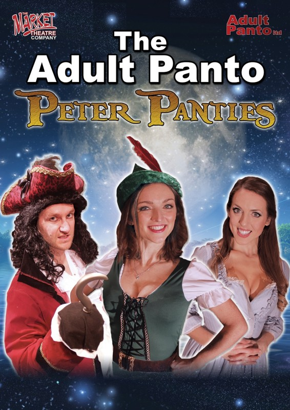 Peter Panties - The Adult Panto, 31st January 2020