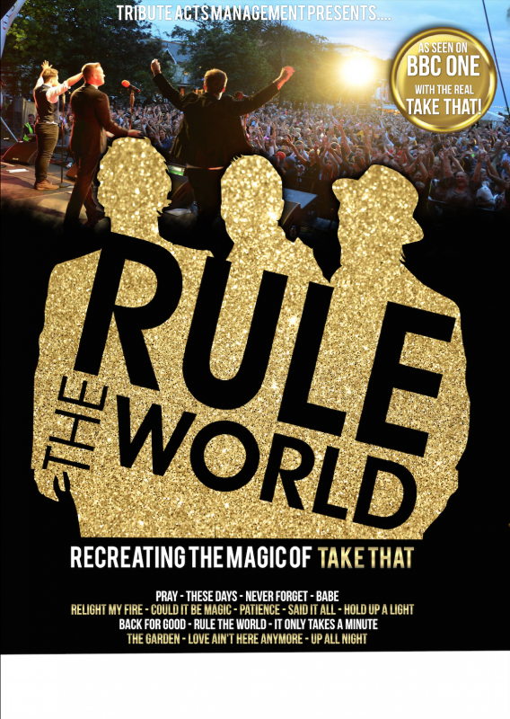 Rule The World.