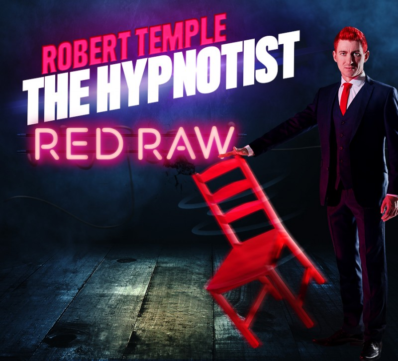 Robert Temple: The Hypnotist - RED RAW, 8th October 2020
