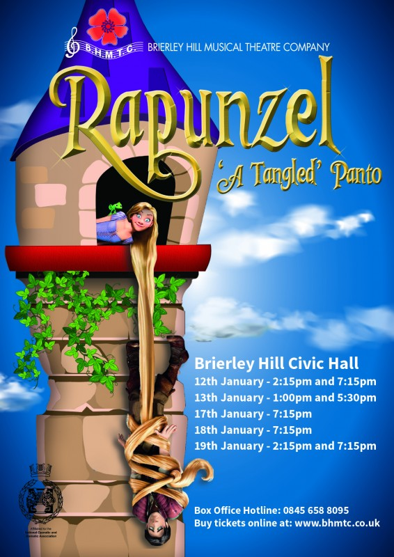 BHMTC Presents: Rapunzel, A
