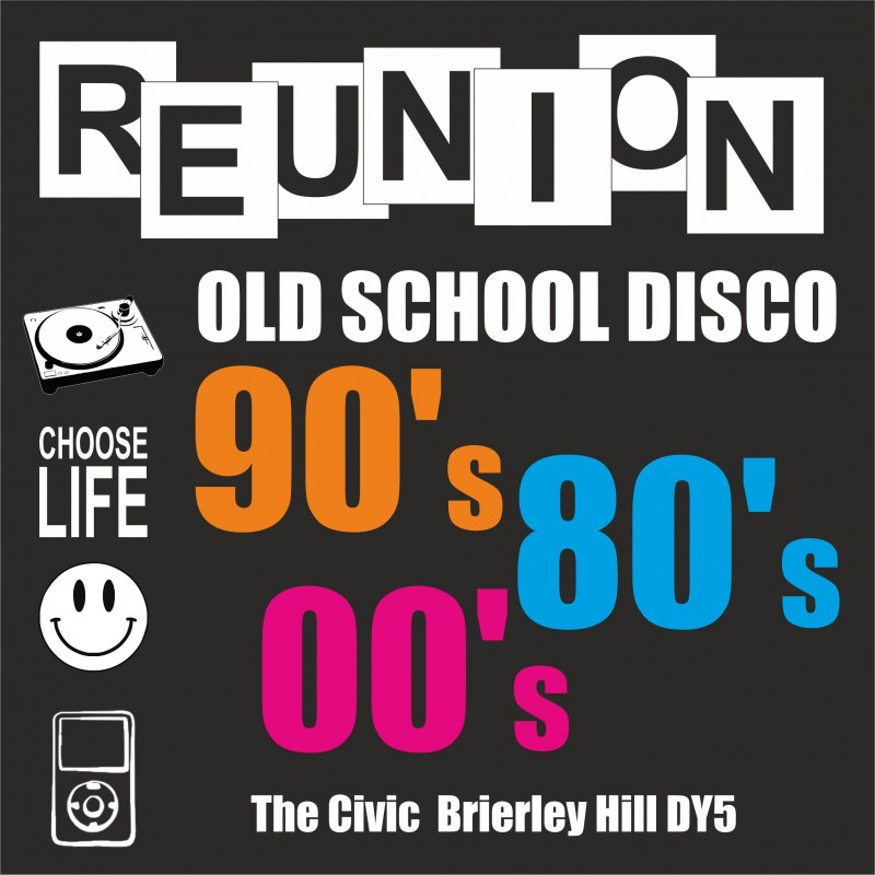 **CANCELLED** ReUnion: The Ultimate Old School Disco, 19th June 2020