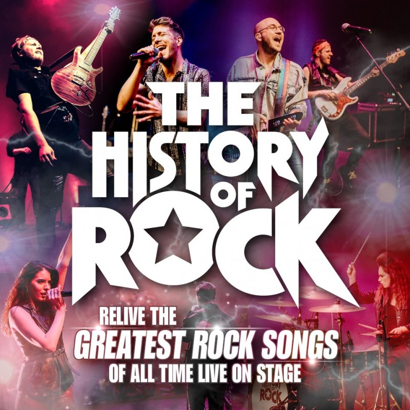 The History Of Rock, 15th October 2021