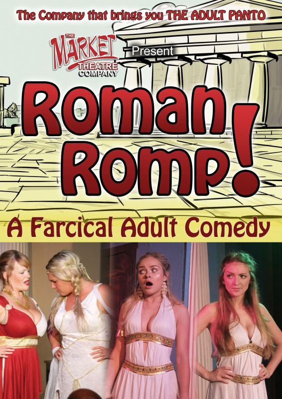Roman Romp - An Adult Comedy, 20th June 2019