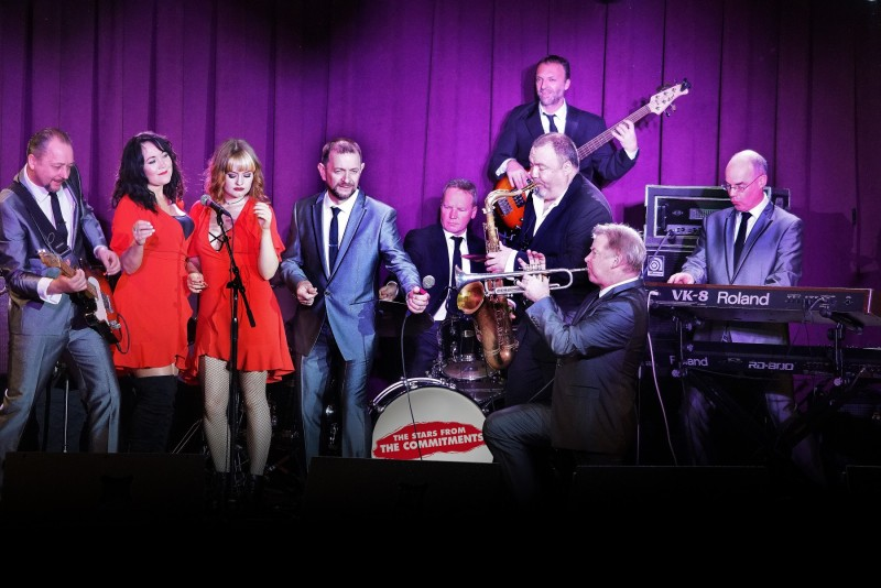 The Stars From The Commitments, 13th April 2019