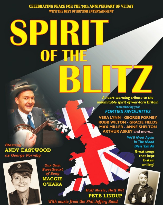 Spirit Of The Blitz, 7th November 2021