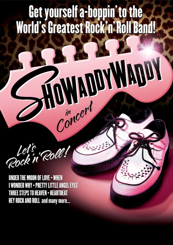 Showaddywaddy In Concert, 6th May 2022