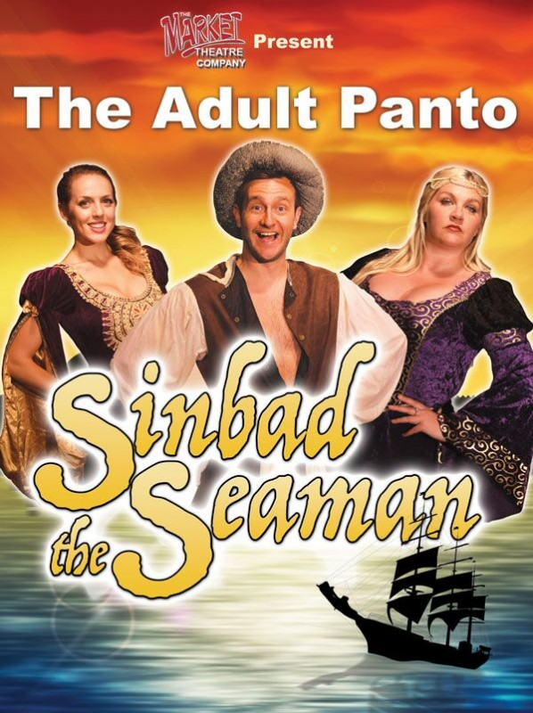 Sinbad The Seaman, The Adult Panto Age 16+