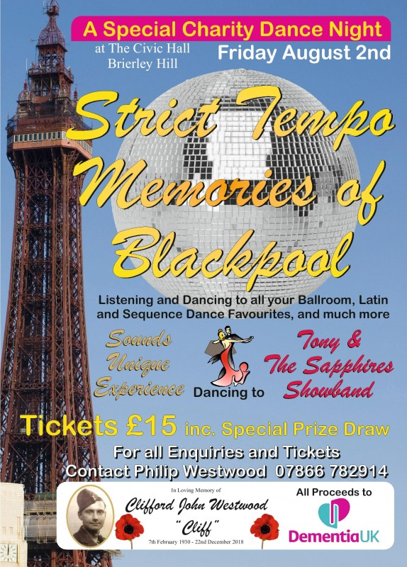 Strict Tempo Memories Of Blackpool, 2nd August 2019