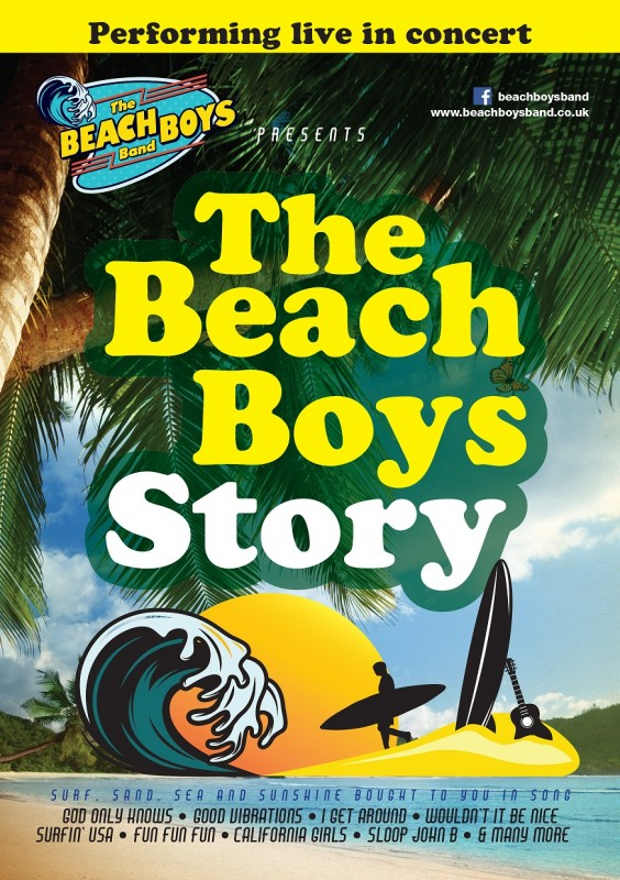 The Beach Boys Story. 6th September 2018
