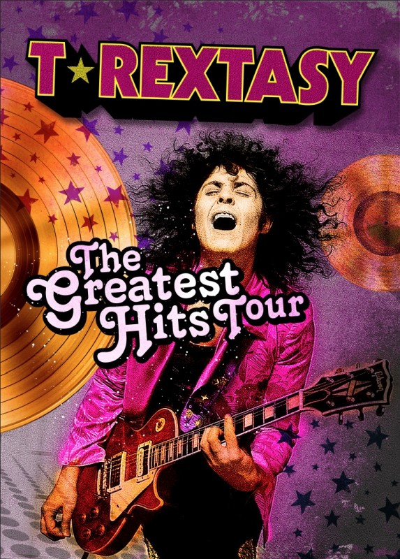 T.Rextasy, The Greatest Hits Tour, 9th October 2020