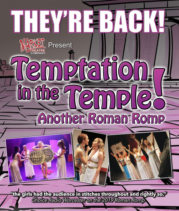 Temptation In The Temple, 18th June 2020