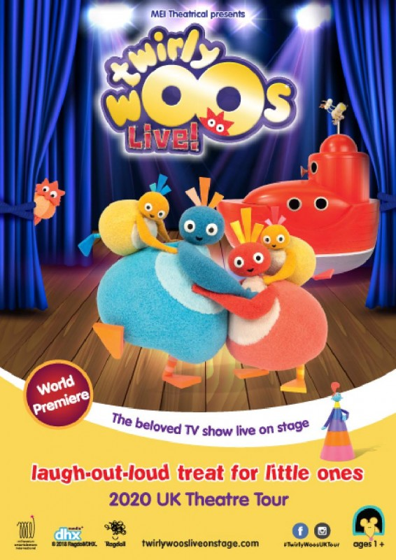 Twirlywoos Live!, 24th June 2020
