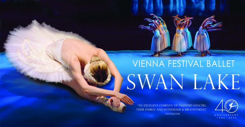 Vienna Festival Ballet presents: Swan Lake, 5th April 2020