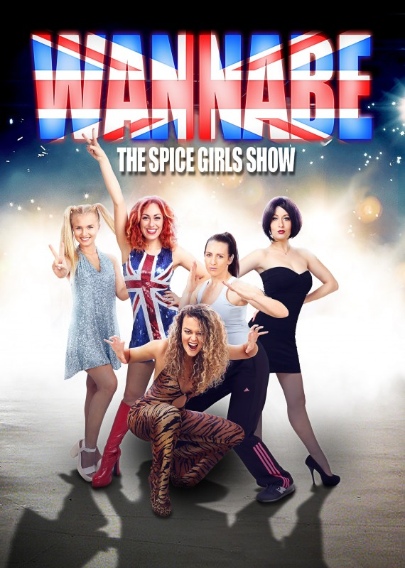 WANNABE - The Spice Girls Show. With DJ Support Until Late