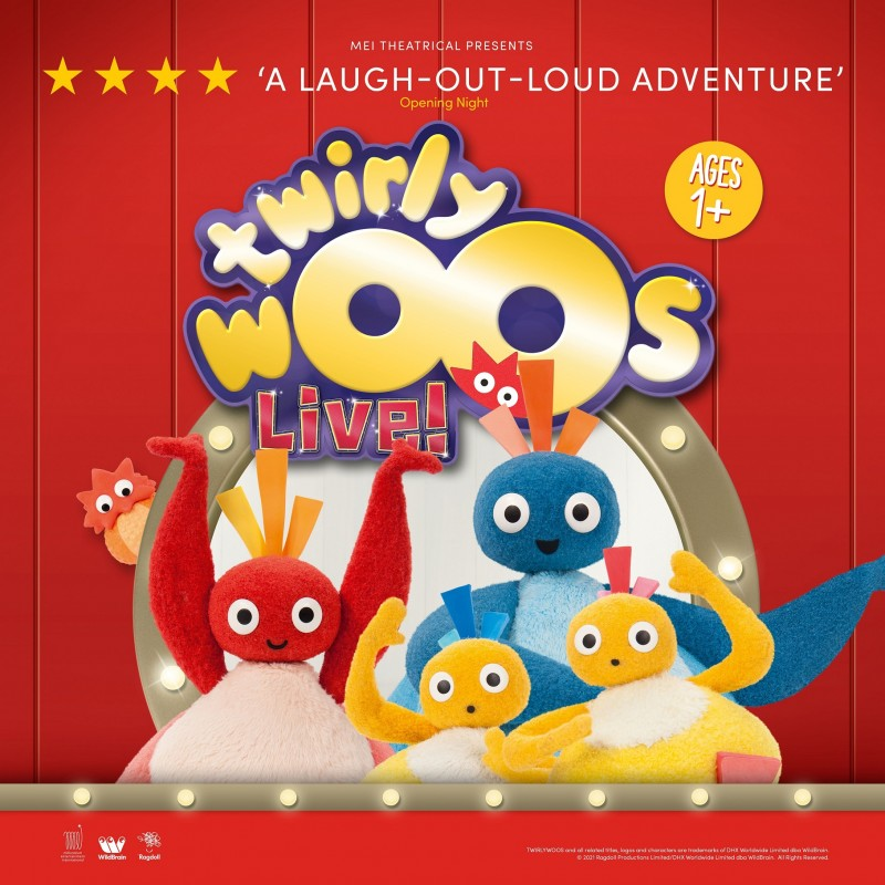 Twirlywoos Live! 15th May 2022