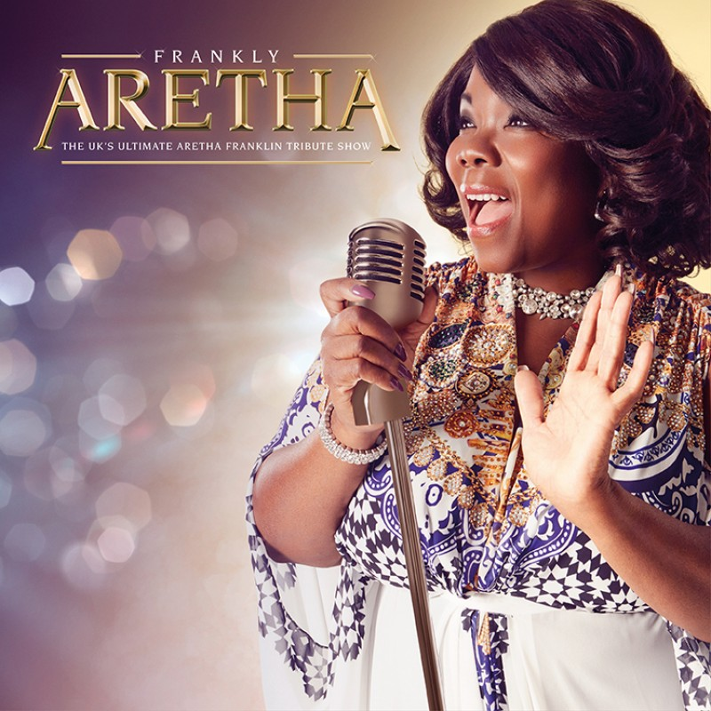 Frankly Aretha - The UKs Ultimate Aretha Franklin Tribute Show, 28th June 2019
