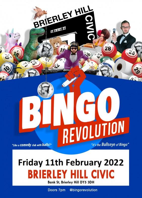 Bingo Revolution, 11th February 2022