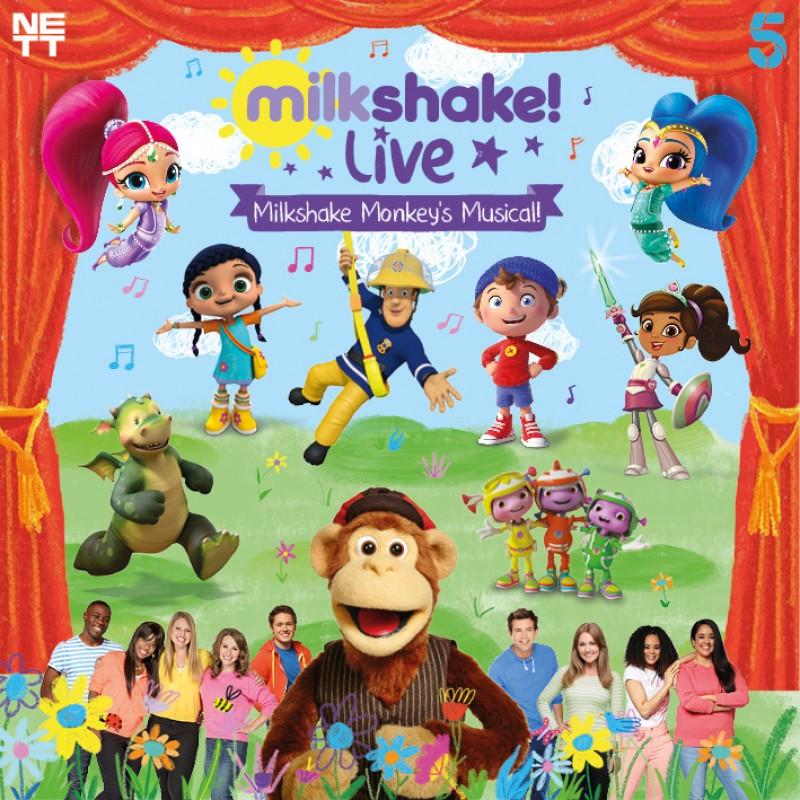 Milkshake Live! 17th February 2020