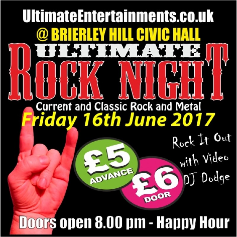The Ultimate Rock Night