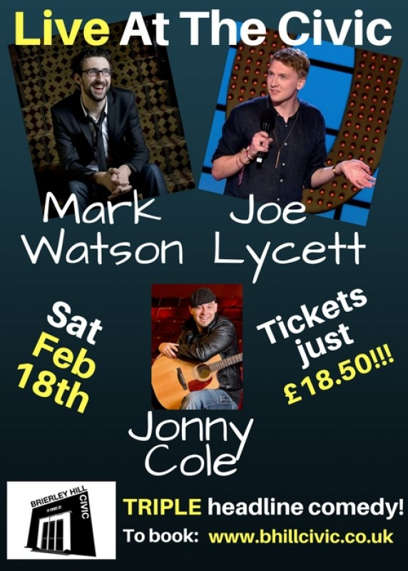 Comedy Night 'Live at the Civic'