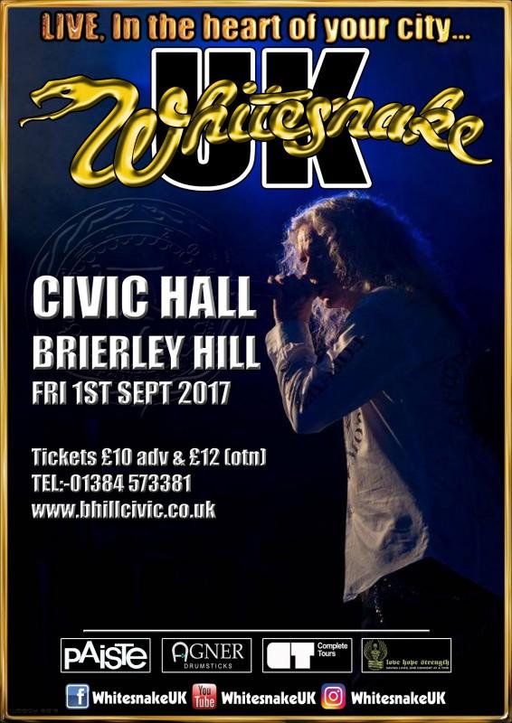 Classic Rock Night Featuring Whitesnake UK