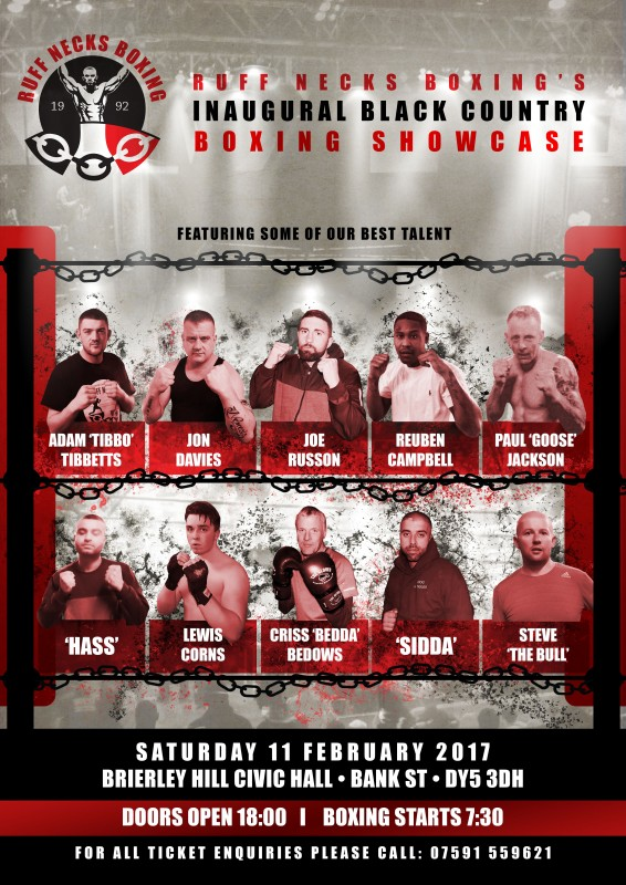 KPC Promotions Boxing Night