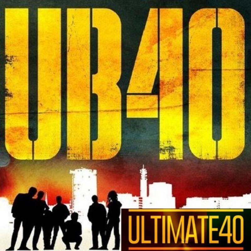 Ultimate40. The UB40 Tribute Band With DJ Support Until Late.